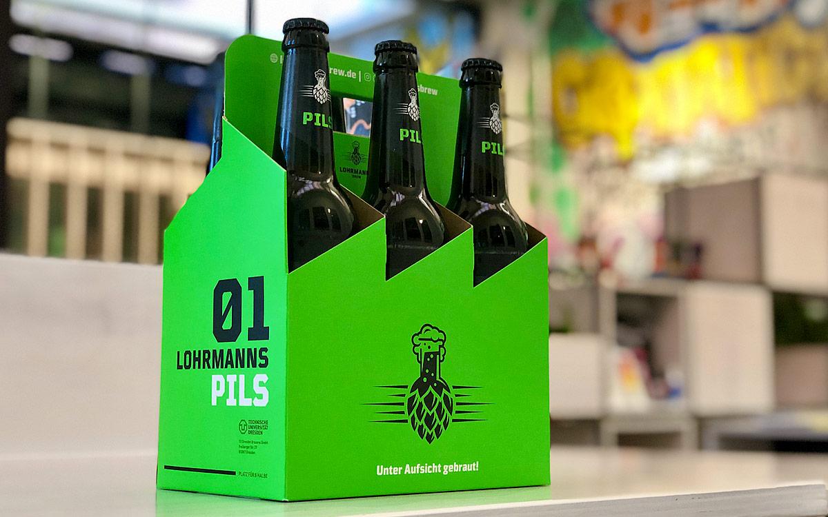 Lohrmanns Pils Sixpack